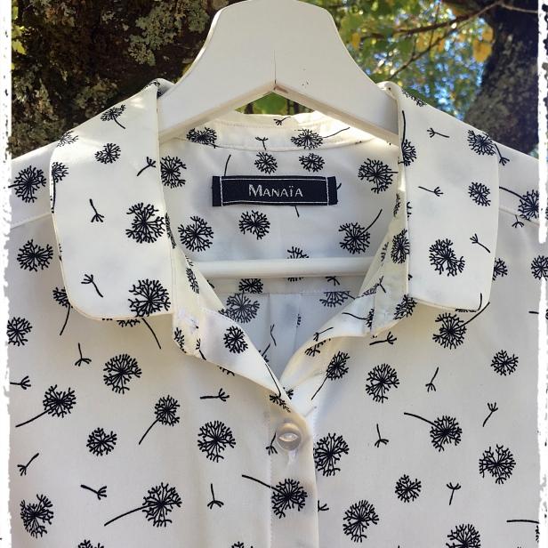 Détails chemise Fly